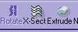 Use 'X-Sect Tool' 'Order..>Cubic'